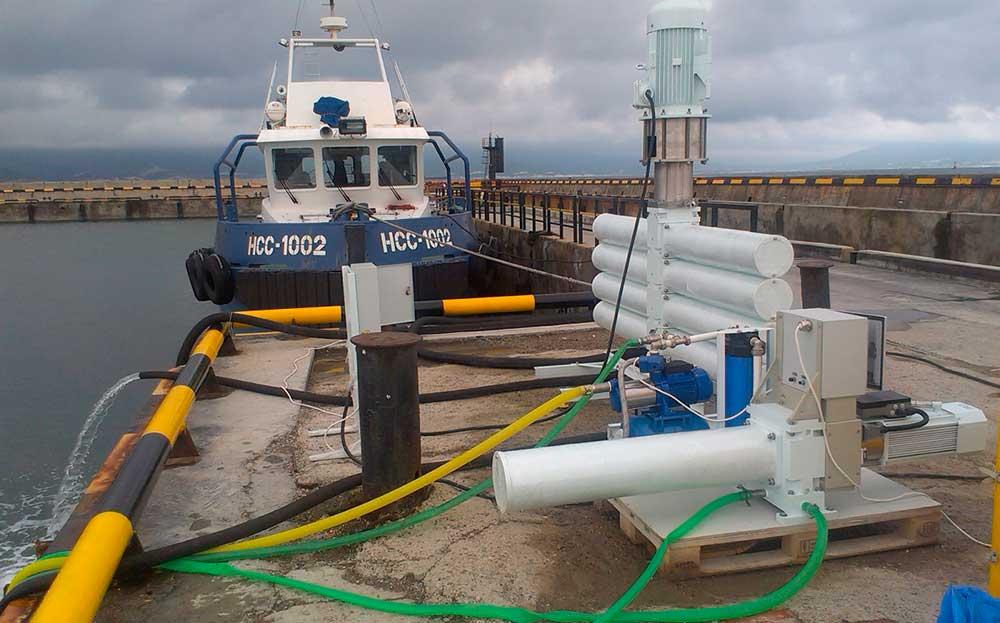Опреснители морской воды
