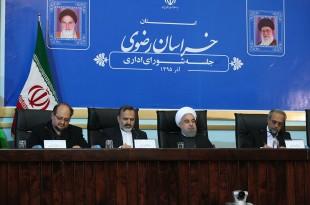 جلسه هیئت دولت - حسن روحانی رییس جمهور