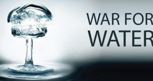 war for water