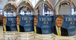 water & trump